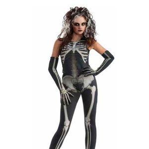 Halloween Sensations Standard Skelee Girl Costume